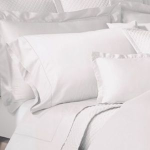 Two Ralph Lauren Pillowcases